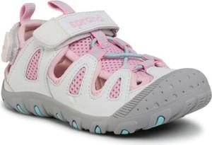 Buty dziecięce letnie Sprandi na rzepy