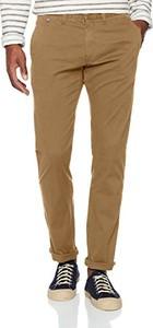 Brązowe spodnie Tommy Jeans