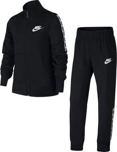 Czarny dres dziecięcy Nike