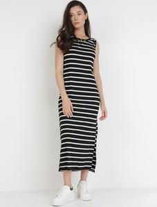 Sukienka born2be maxi w stylu casual