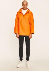 Pomarańczowa kurtka Helly Hansen w stylu casual krótka
