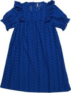Sukienka dziewczęca Kids Only z bawełny
