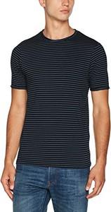 Czarny t-shirt Only & Sons z krótkim rękawem