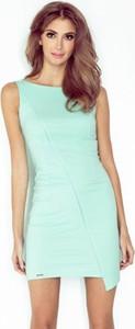 Sukienka MORIMIA bez rękawów mini