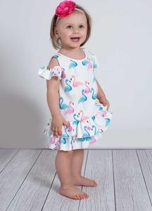 c95b060227 modne sukienki dziewczęce - stylowo i modnie z Allani