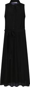 Sukienka Marella z jedwabiu w stylu casual bez rękawów