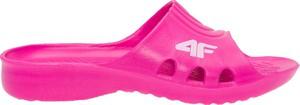 Różowe buty dziecięce letnie 4F