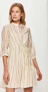 Sukienka Vero Moda z długim rękawem mini