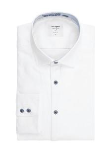 Koszula Olymp Level Five z długim rękawem z klasycznym kołnierzykiem