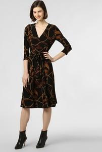 Sukienka Ralph Lauren kopertowa mini