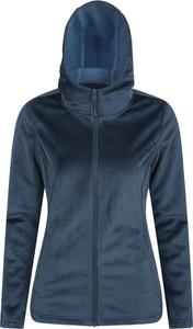 Niebieska bluza Mountain Warehouse z plaru