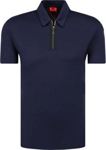 Koszulka z długim rękawem Hugo Boss z krótkim rękawem
