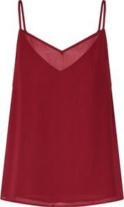 Czerwona bluzka Vero Moda