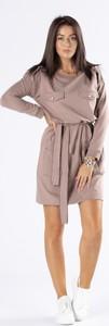Sukienka Ptakmoda.com z bawełny