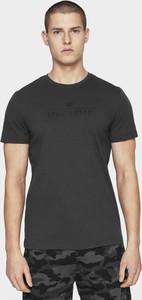 T-shirt 4F z krótkim rękawem z dżerseju