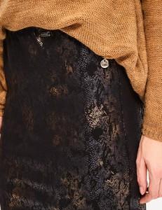 Brązowa spódnica Diverse