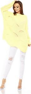 Żółty sweter Lemoniade