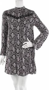 Sukienka 12 Midnight z długim rękawem mini
