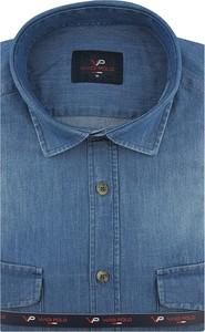 Koszula Viadi Polo z tkaniny