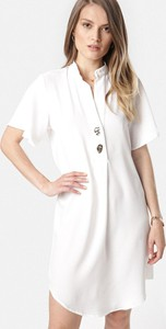 Sukienka born2be w stylu casual oversize mini