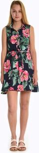 Sukienka Gate mini koszulowa