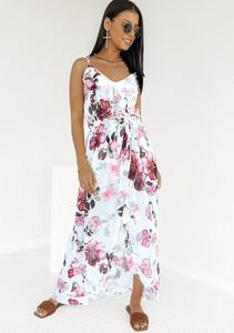 Sukienka Latika na ramiączkach maxi