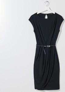 Sukienka Mohito bez rękawów z okrągłym dekoltem mini