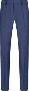 Niebieskie spodnie Hugo Boss