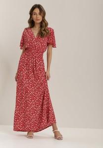 Sukienka Renee z krótkim rękawem maxi