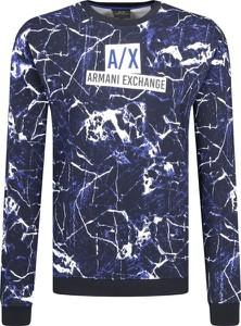 Niebieska bluza Armani Jeans