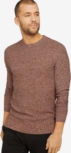 Sweter Tom Tailor z okrągłym dekoltem w stylu casual