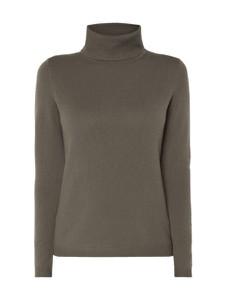Zielony sweter Christian Berg Women w stylu casual