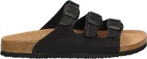 Czarne buty letnie męskie Big Star