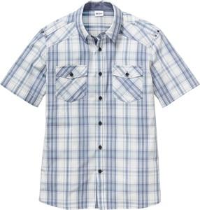 Niebieska koszula bonprix John Baner JEANSWEAR