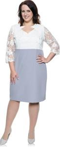 f34ea762ed kremowe sukienki na wesele - stylowo i modnie z Allani