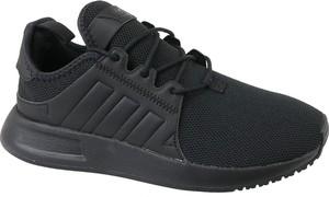 55fc0cf184ed9 adidasy na koturnie gdzie kupić. Czarne buty sportowe Adidas w sportowym  stylu na koturnie sznurowane