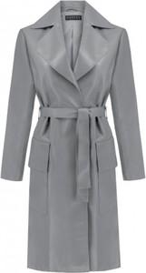 Płaszcz KOSTES z wełny w stylu casual