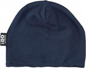 Niebieska czapka Ido