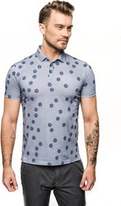 Koszulka polo Recman w młodzieżowym stylu
