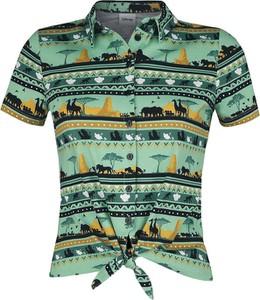 Bluzka Emp w stylu casual z bawełny