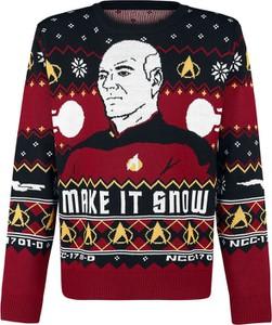 Bluza Star Trek w młodzieżowym stylu
