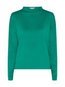 Zielona bluza Jake*s z dresówki krótka