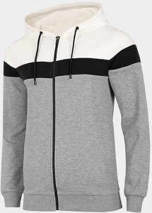 Bluza 4F z bawełny w sportowym stylu