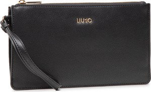 Czarna torebka Liu-Jo mała matowa