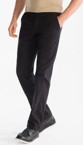 Brązowe spodnie CANDA z bawełny