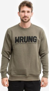 Bluza Wrung Division z bawełny