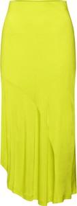 Zielona spódnica EDITED w stylu klasycznym maxi