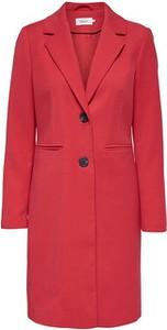 Czerwony płaszcz Only