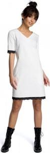 Sukienka Be z dekoltem w kształcie litery v mini
