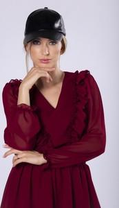Sukienka candivia.pl mini z długim rękawem